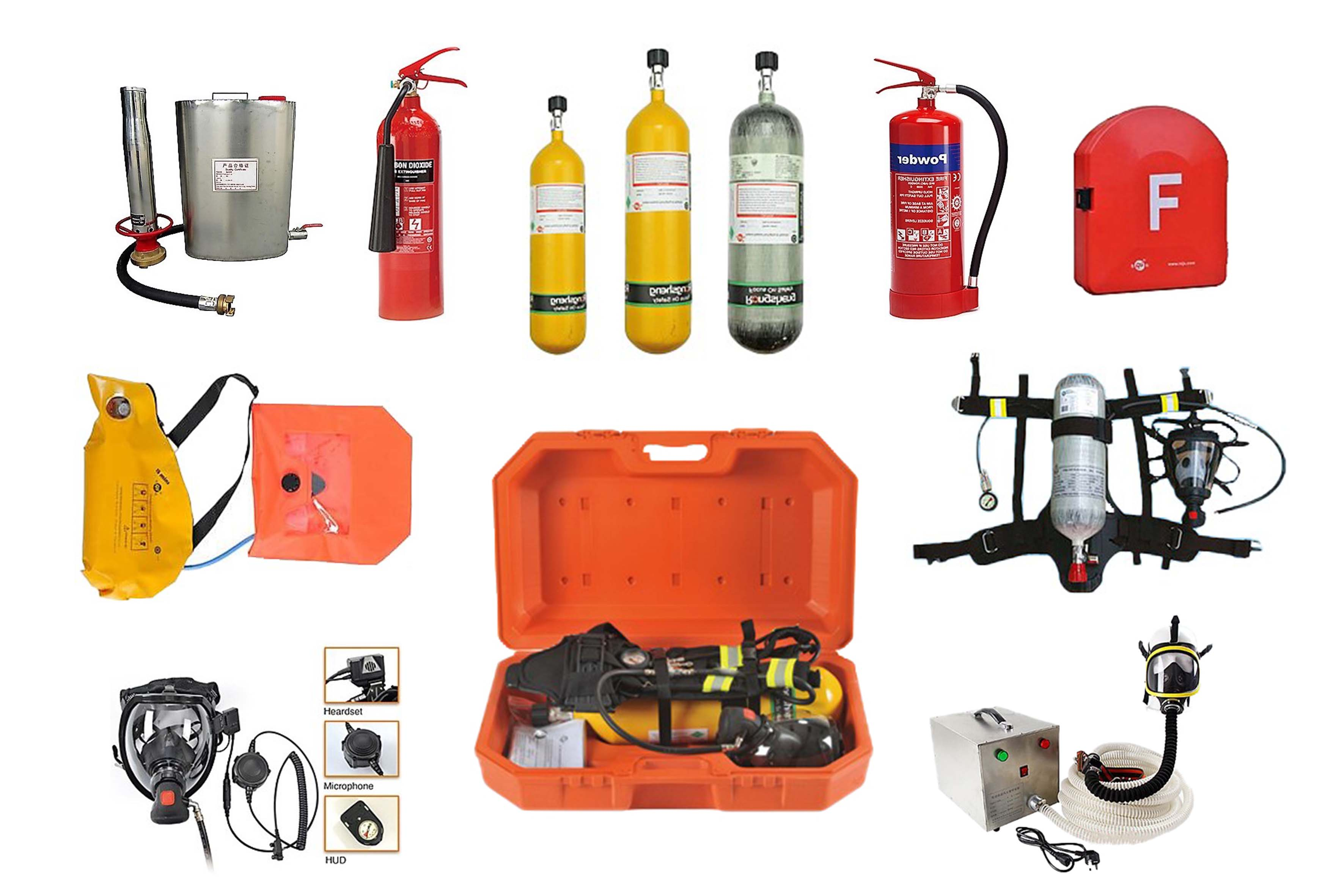 FIREFIGHTING EQUIPMENT II