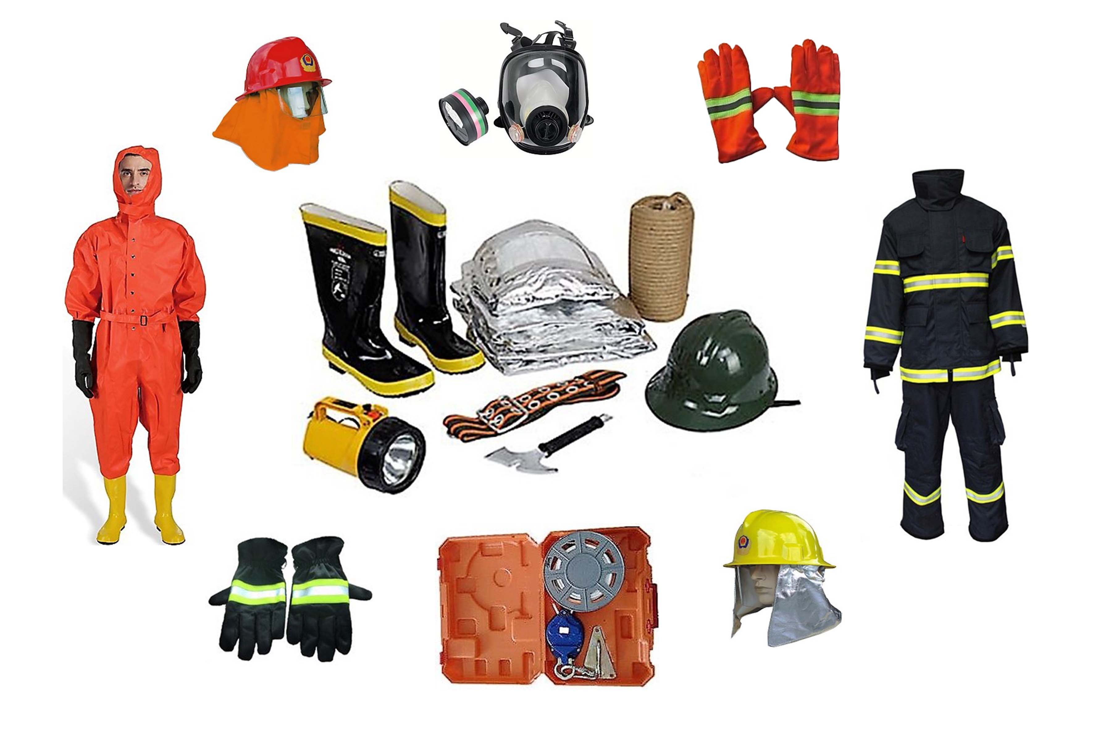 FIREFIGHTING EQUIPMENT I